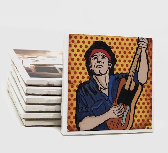 Rock Star Coasters