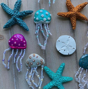 Jellyfish Magnets