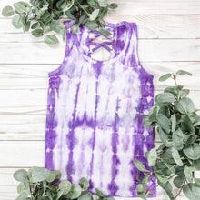 Load image into Gallery viewer, Girls Tie Dye Tees
