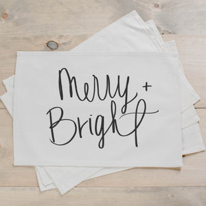Merry & Bright Placemat