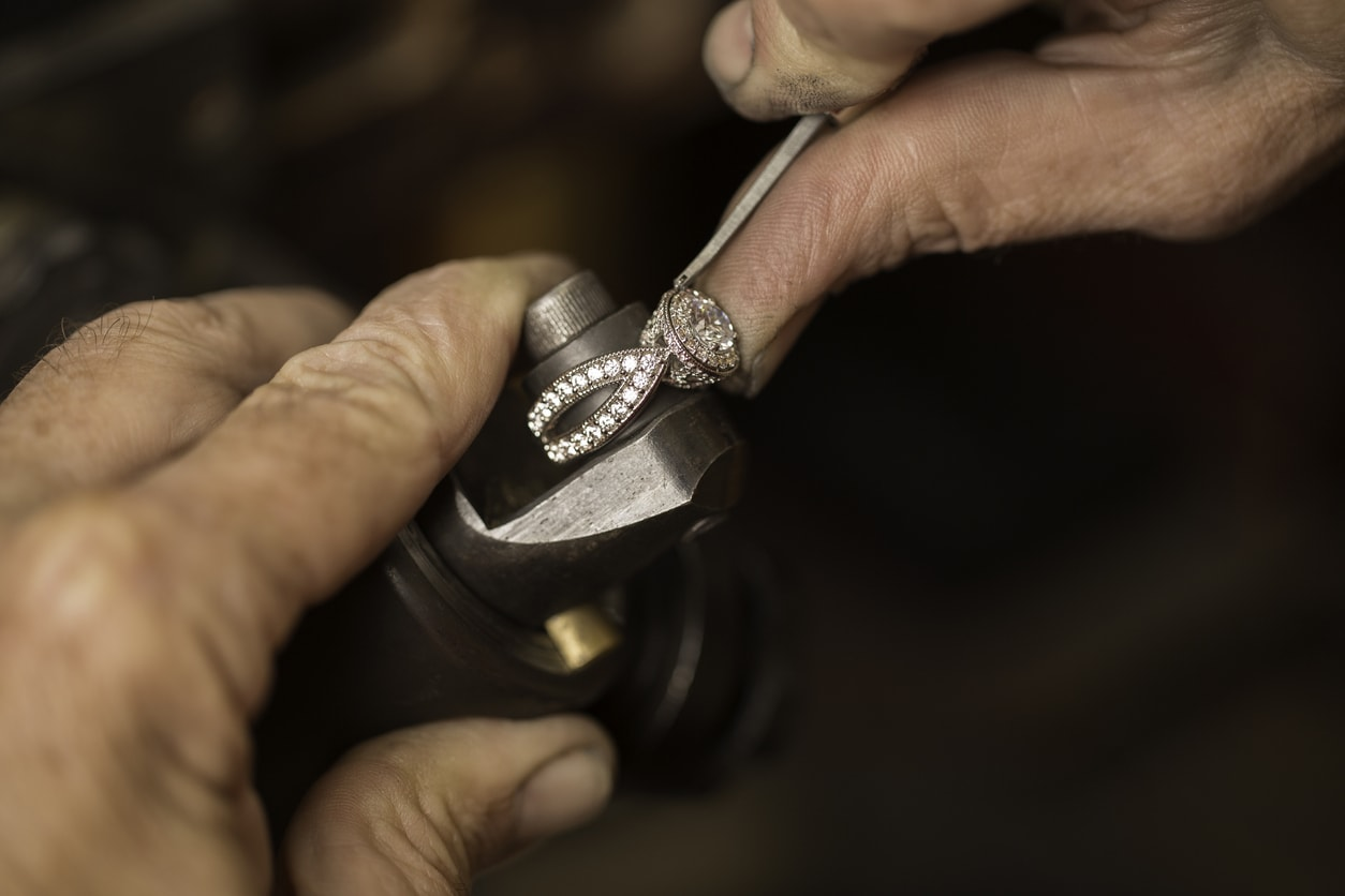 Jewelry repair so good your jewelry will look like new.