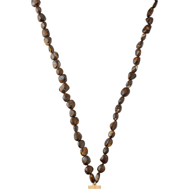 Boulder Opal Necklace by Clara Williams Company