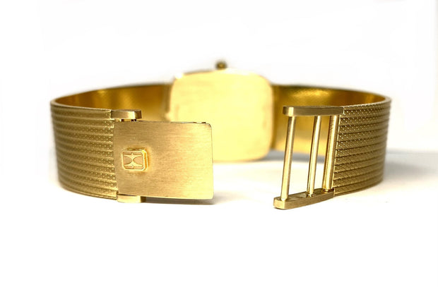 14K Yellow Gold Hamilton Flaurent Watch