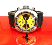 Panerai Ferrari Chronograph Men's Watch