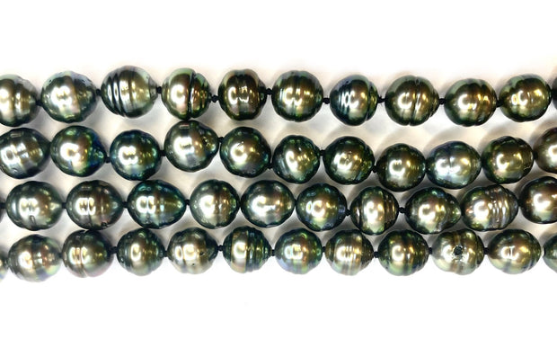 Tahitian Baroque Pearl Necklace