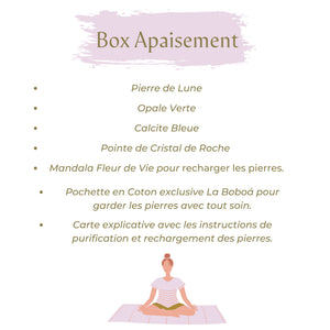 Box Apaisement