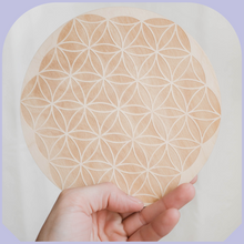 Load image into Gallery viewer, Flower of Life Mandala