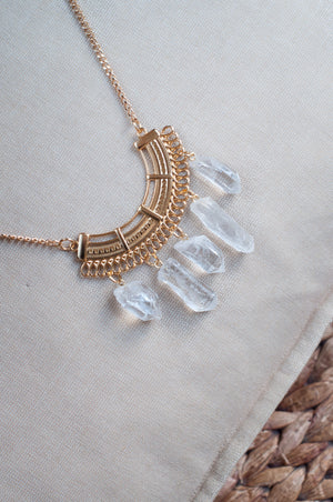 ultimate crystal necklace