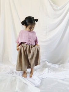 Rumi Culottes Milk Tea