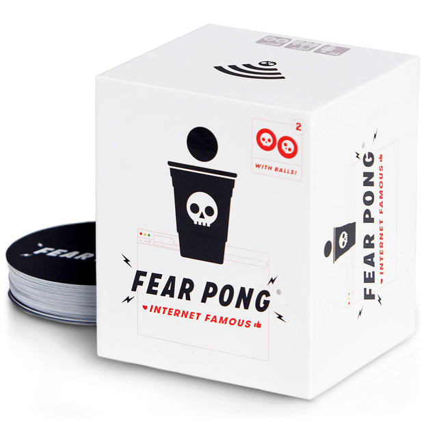 Fear Pong + Scared to Death
