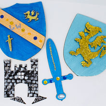 Knights & Dragons Slime & Gift Set