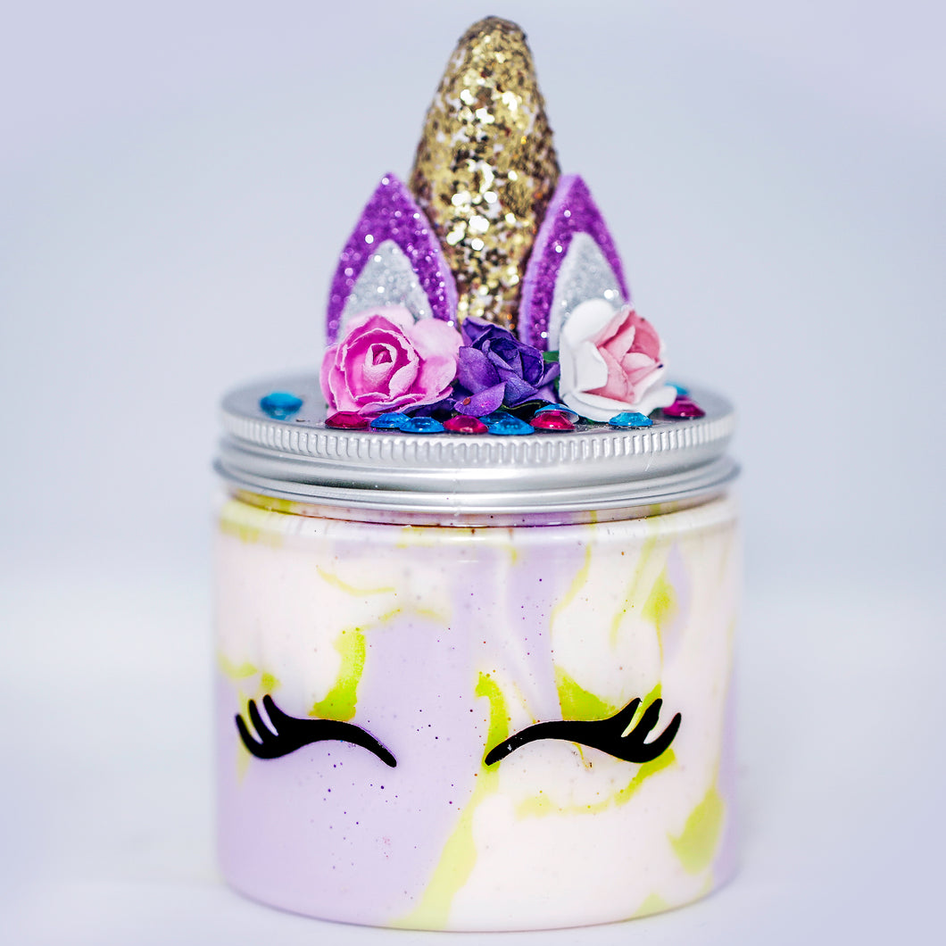 Fantasy Unicorn Slime Pot Kit