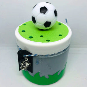 Football Slime & Pot Kit