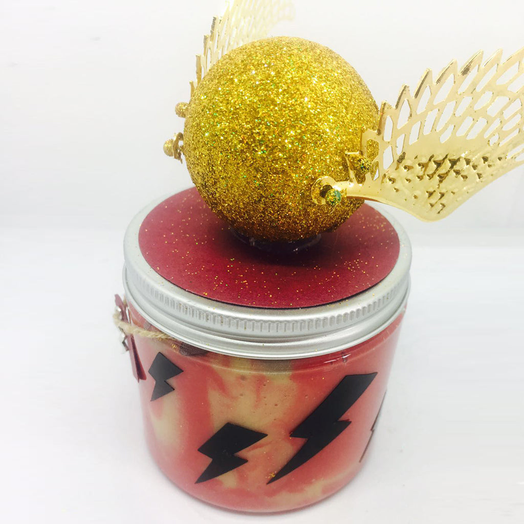 Golden Snitch Slime Kit
