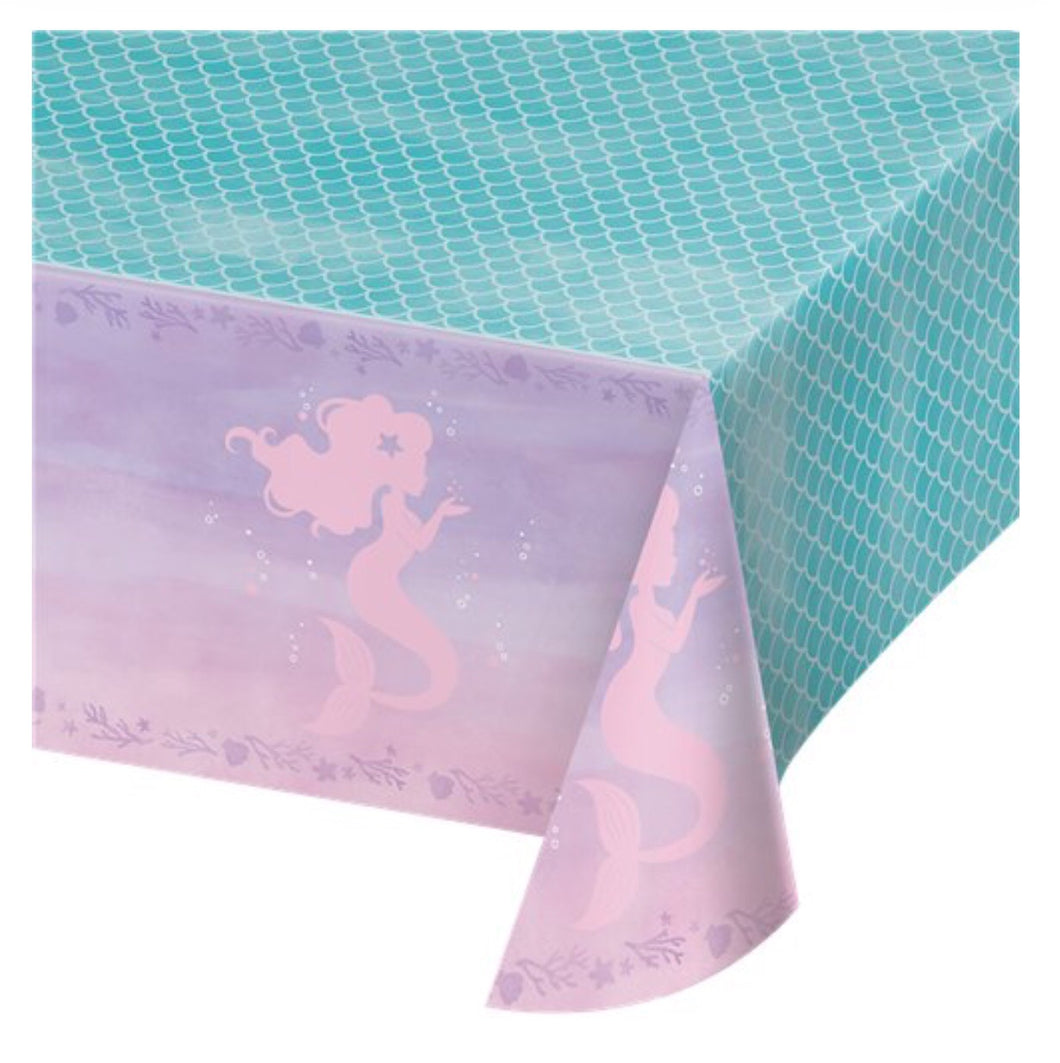 Magical Mermaid Table Cover