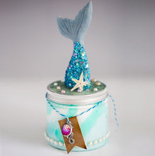 Fantasy Mermaid Paint a Pot, Squishy & Slime Gift Box