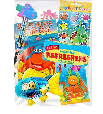 Under the Sea Goody Bag