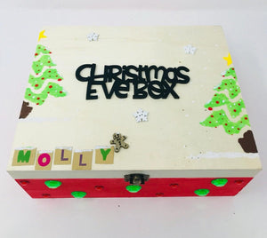 Personalised Christmas Eve Box Kit & Story