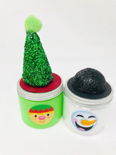 Christmas Slime Characters Kit