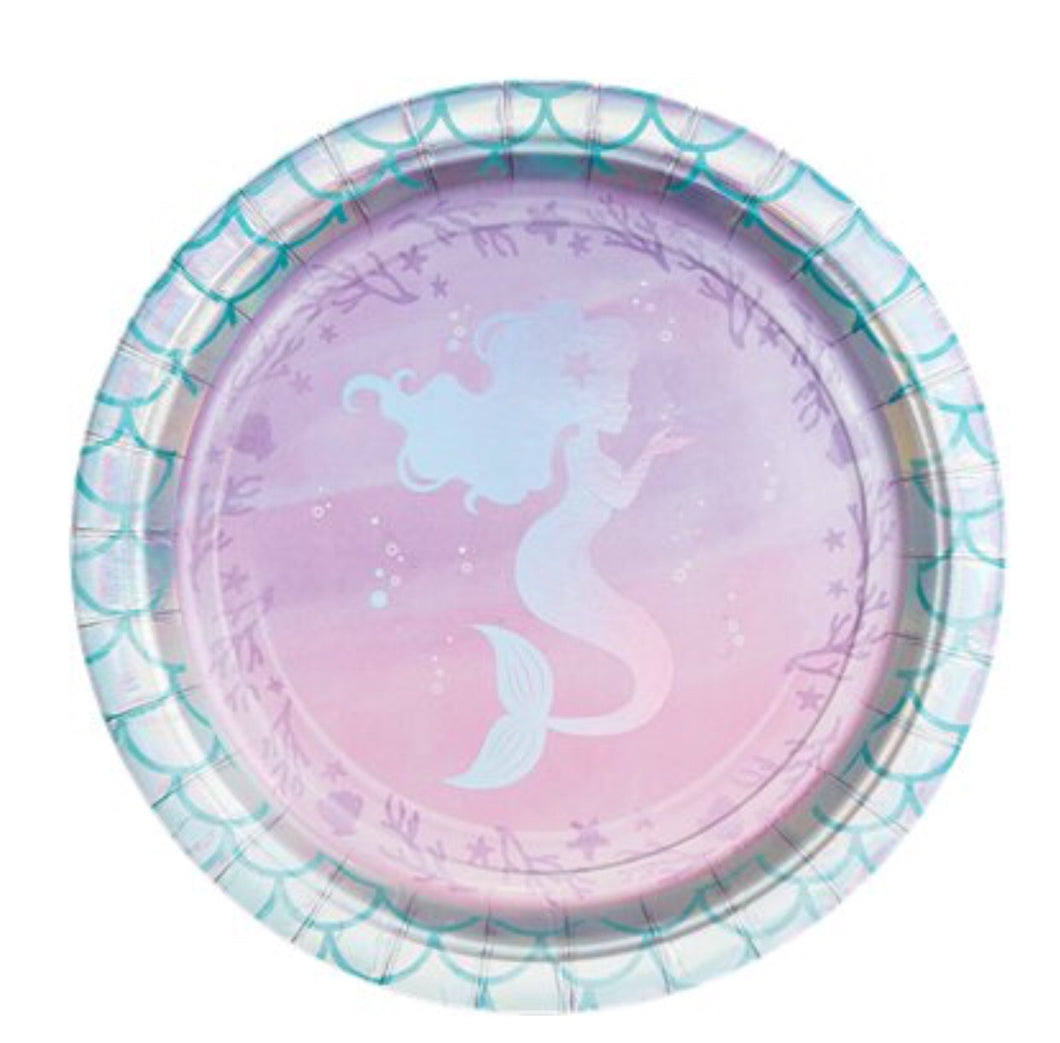 Magical Mermaid Small Plate