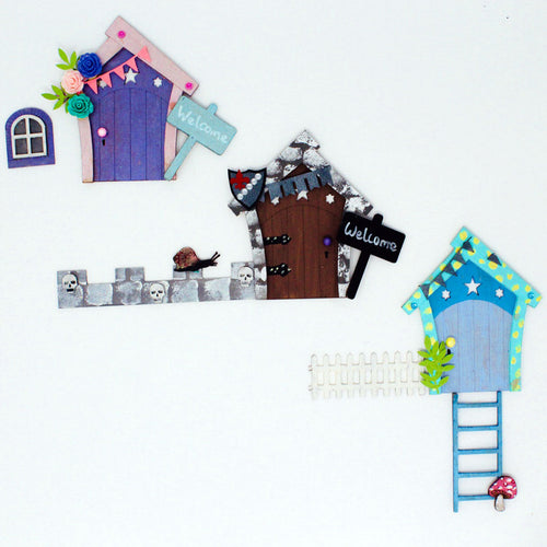 Miniature Fairy Door Kit