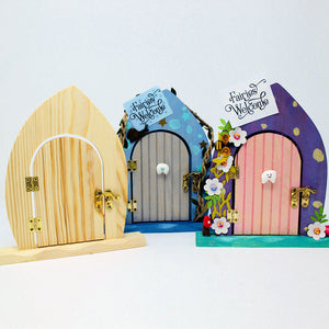 Enchanted Tooth Fairy Door Kit
