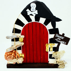 Captain Barnacles The Pirate Fairy Door Kit
