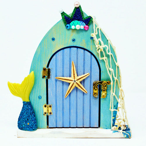 Kaia The Mermaid Fairy Door Kit