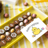 Personalised Easter Chocolates & Card