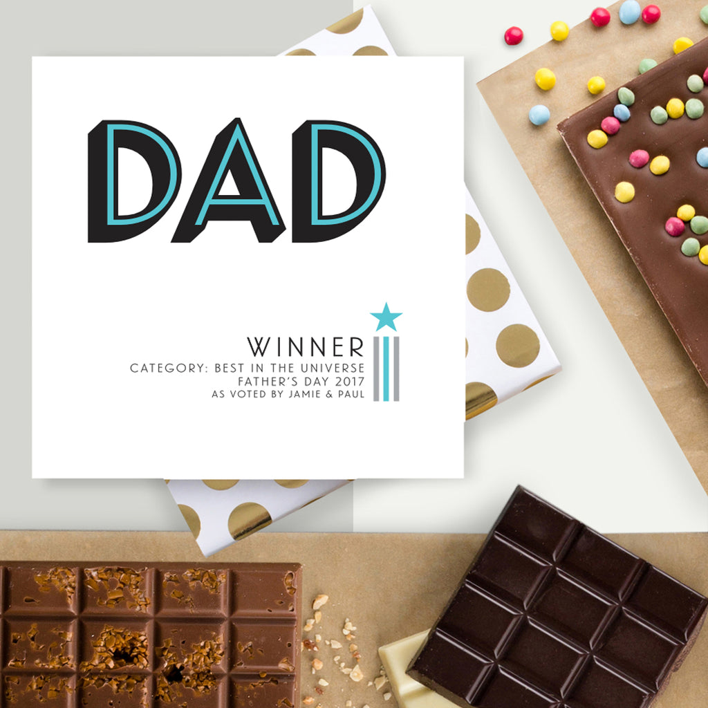 DAD Winner - Category: Best In The Universe