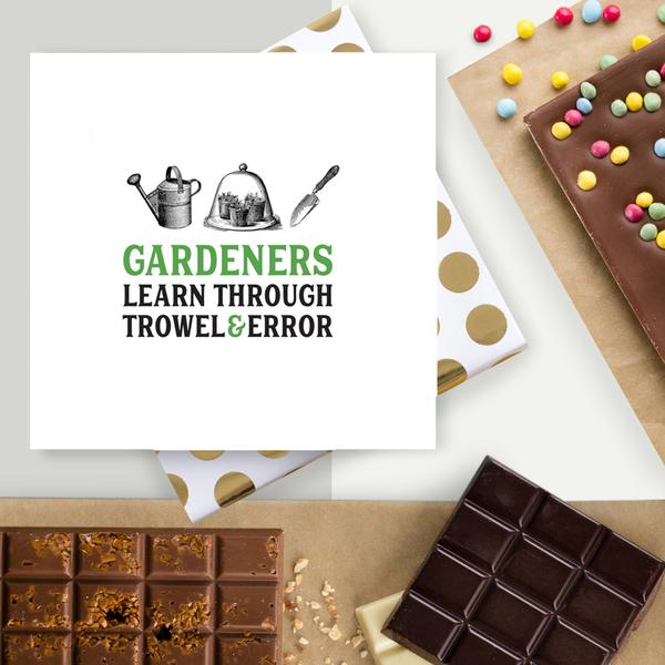 Gardeners Learn Through Trowel & Error