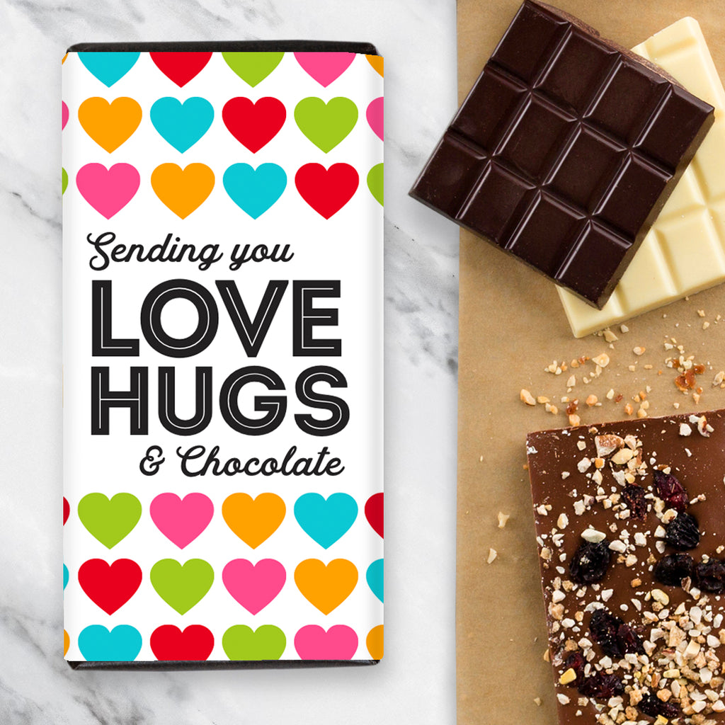 Love, Hugs & Chocolate