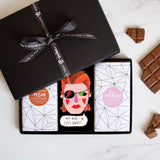 Let's Dance Bowie Gift Chocolate
