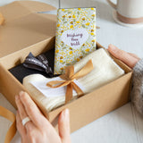 Wishing You Well Bed Socks & Chocolate Treats Hamper