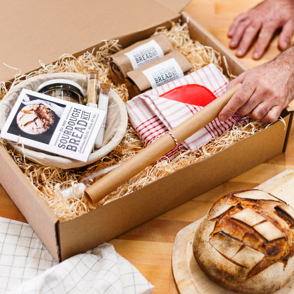 Ultimate Sourdough Bread Kit