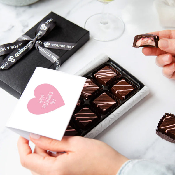 Gin Lovers Valentine's Day Handmade Chocolates
