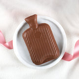 Cosy Bed Socks & Chocolate Hot Water Bottle Gift Set