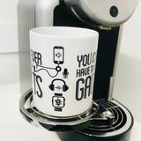 You Can Never Have Too Many Gadgets Mug