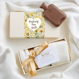 Get Well Soon Bed Sock Gift Set
