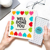 Well Done You! Chocolate Card