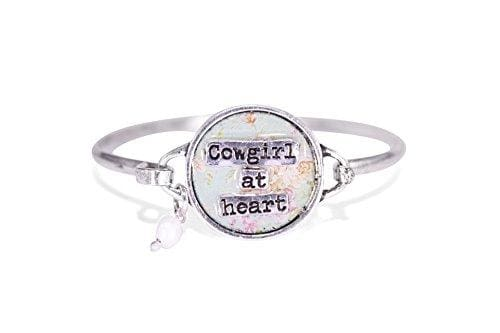 Cowgirl At Heart Bracelet