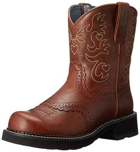 Leather Riding Boots - 6.5 M / Russet Rebel