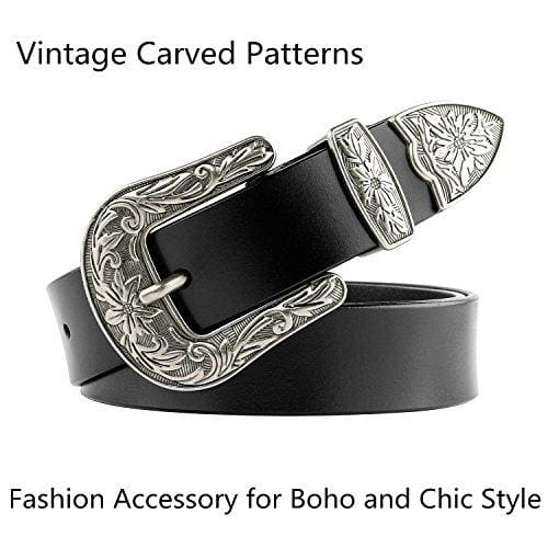 Leather Vintage Design Belt