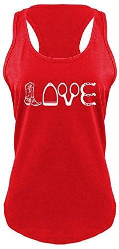 Love Tank - X-Small / Red