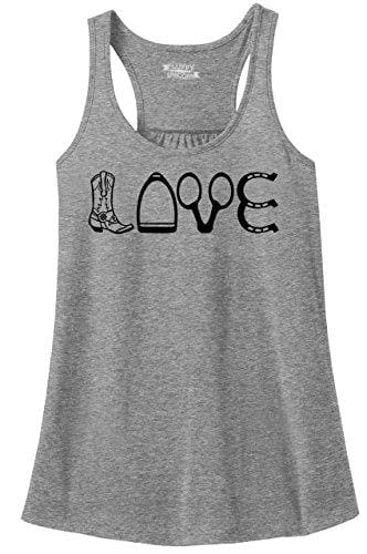 Love Tank - X-Small / Sport Grey