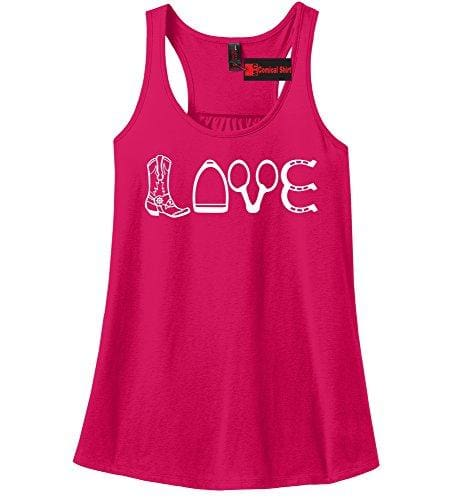 Love Tank - X-Small / Watermelon