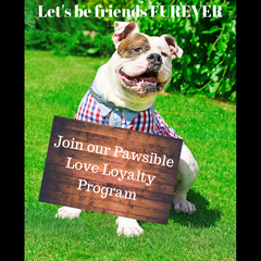 Loyalty program, CBD for pets, Colorado hemp, love drops, passible love, Pawsible Love, possible love, best CBD for pets