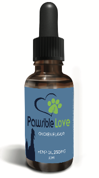 250mg Pawsible Love drops