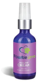 Pawsible Love Healing CREAM