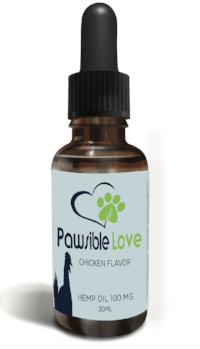 100mg Pawsible Love drops